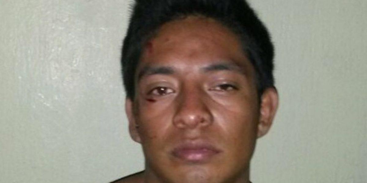 Presunto asesino de policía en zona 21 es capturado en Fraijanes