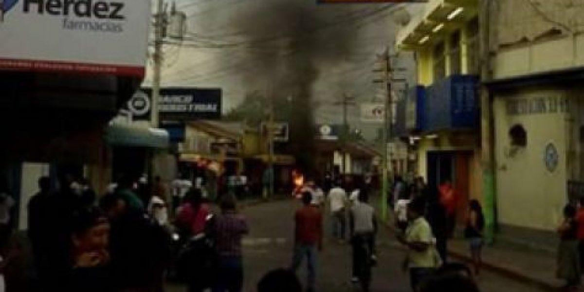 PDH se pronuncia por linchamiento en Patutul