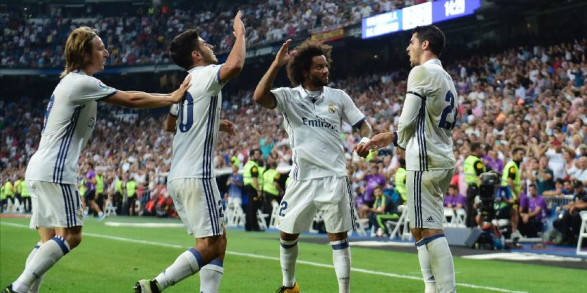 Sin Cristiano Ronaldo el Real Madrid gana pero pasa apuros frente al Celta de Vigo