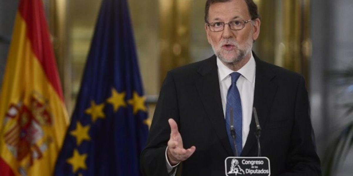 Rajoy obtiene el apoyo de los liberales para intentar ser investido en España