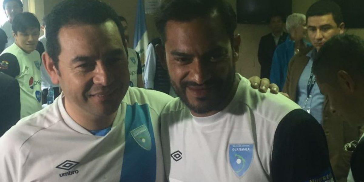 Carlos Ruiz abre su corazón de cara al juego ante Trinidad y Tobago