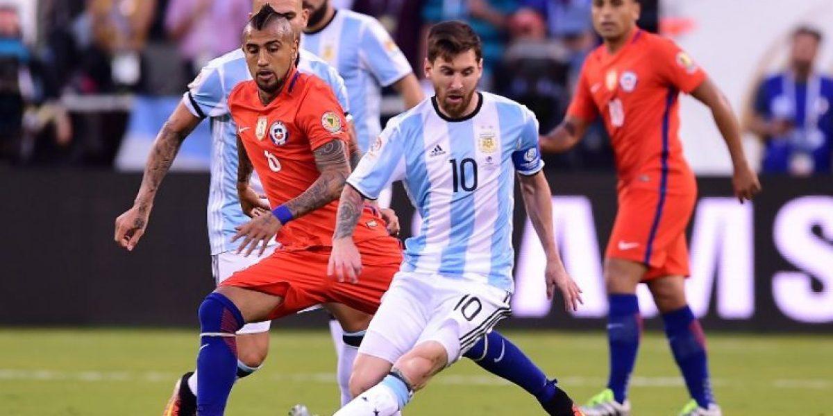 Argentina enfrentará a Uruguay sin Agüero ni Pastore pero con Messi