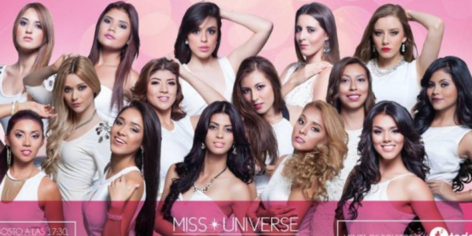 Foto:Cortesía Miss Universe Guatemala