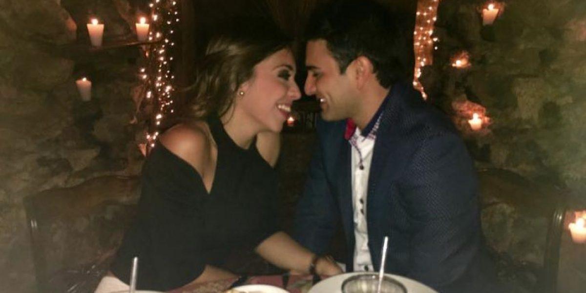 Michelle Cruz compartió en redes su romántico fin de semana