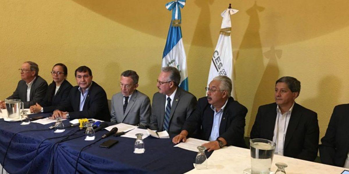 Consejo Económico Social ve necesario retomar el pacto fiscal