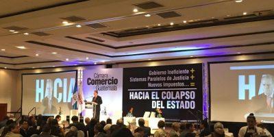 Jorge Briz critica al gobierno por impuestos y otras acciones