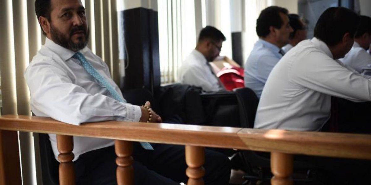 Comienza el juicio contra el expresidente del Congreso Gudy Rivera