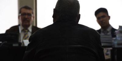 Benedicto Lucas García declara en caso por la desaparición de Marco Molina Theissen