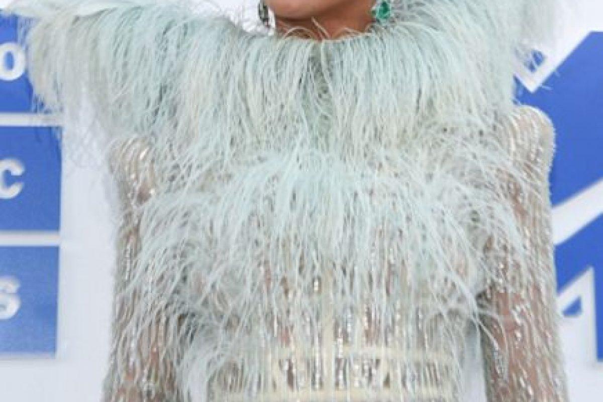 Beyoncé lo intentó. Foto:Getty Images