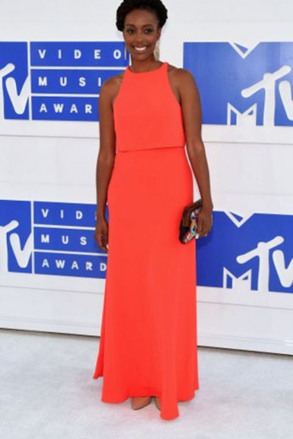 Franchesca Ramsey, con un maravilloso color. Foto: Getty Images