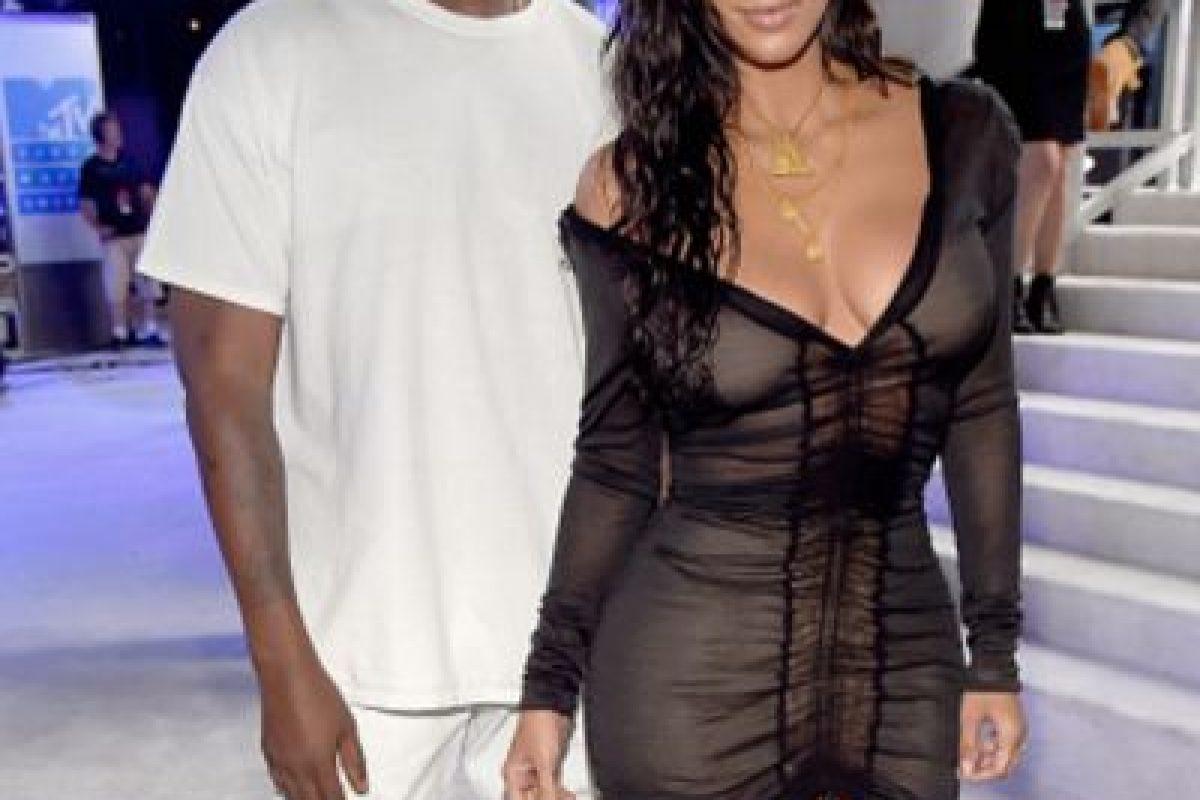 ¿Por qué no sorprende que Kim Kardashian vuelva a ser vulgar? Foto:Getty Images