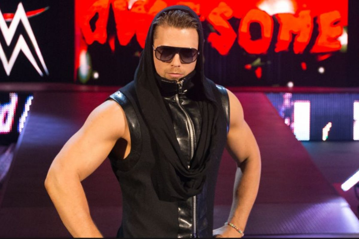 The Miz suele escuchar a Five Finger Death Punch, Bullet For My Valentine y Avenged Sevenfold Foto: WWE