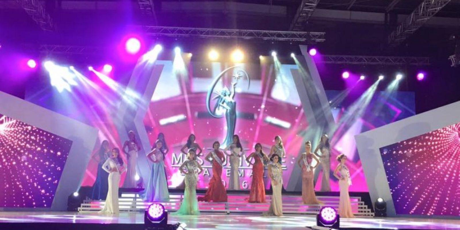 Foto:Miss Guatemala fan page