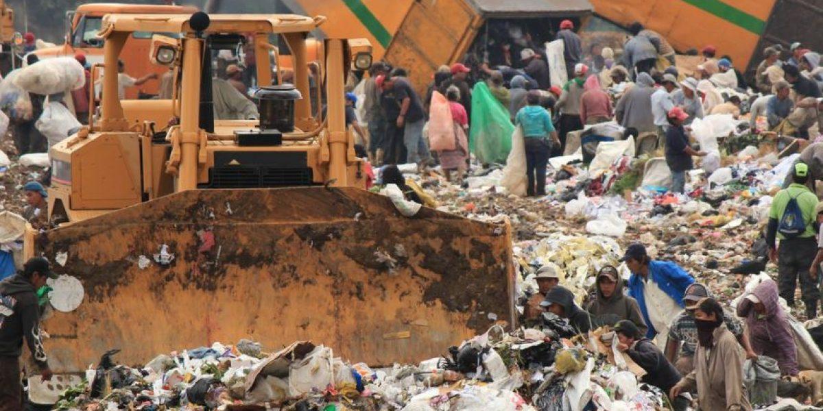El 21 de noviembre la municipalidad de Guatemala deberá cerrar el vertedero de la zona 3