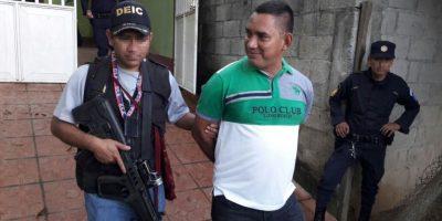 PNC captura a sospechoso de asesinar a piloto de mototaxi