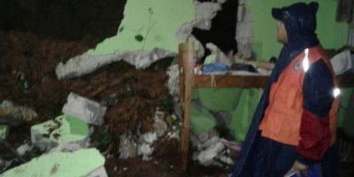 Evacuados y daños en viviendas han dejado las lluvias