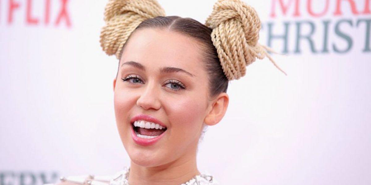 La insólita razón por la que Miley Cyrus no fue a los VMAS 2016