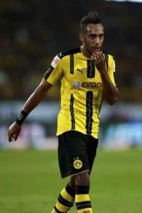 Delanteros: Pierre Emerick Aubameyang (Borussia Dortmund / Gabón) Foto:Getty Images