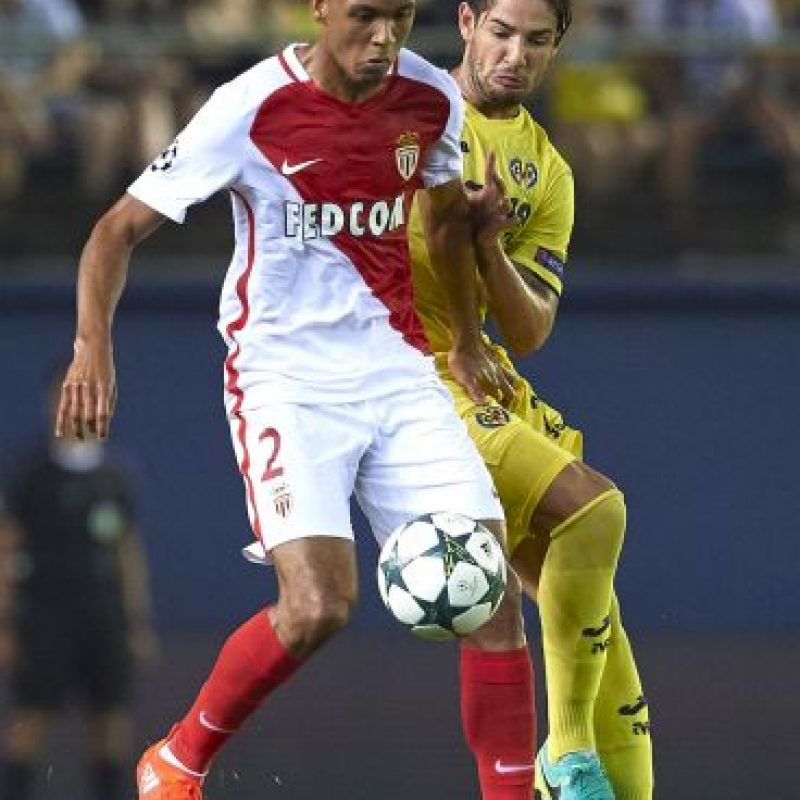 El otr es Fabinho Foto: Getty Images