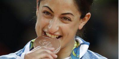 Judoca se convierte en heroína por su noble decisión