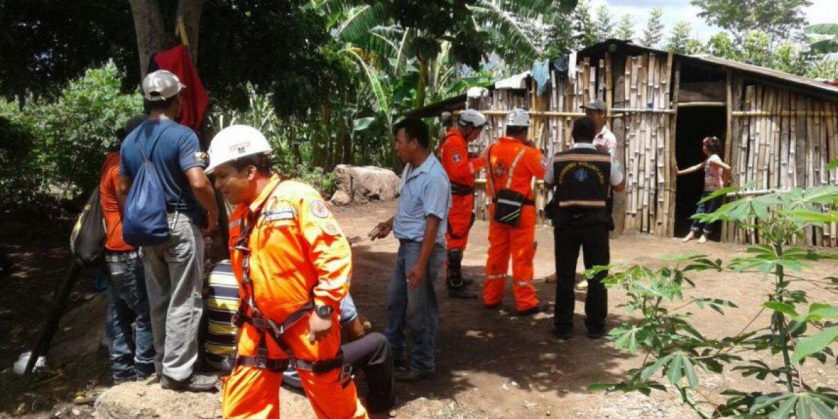 Rescatan a menores con desnutrición crónica en Jutiapa