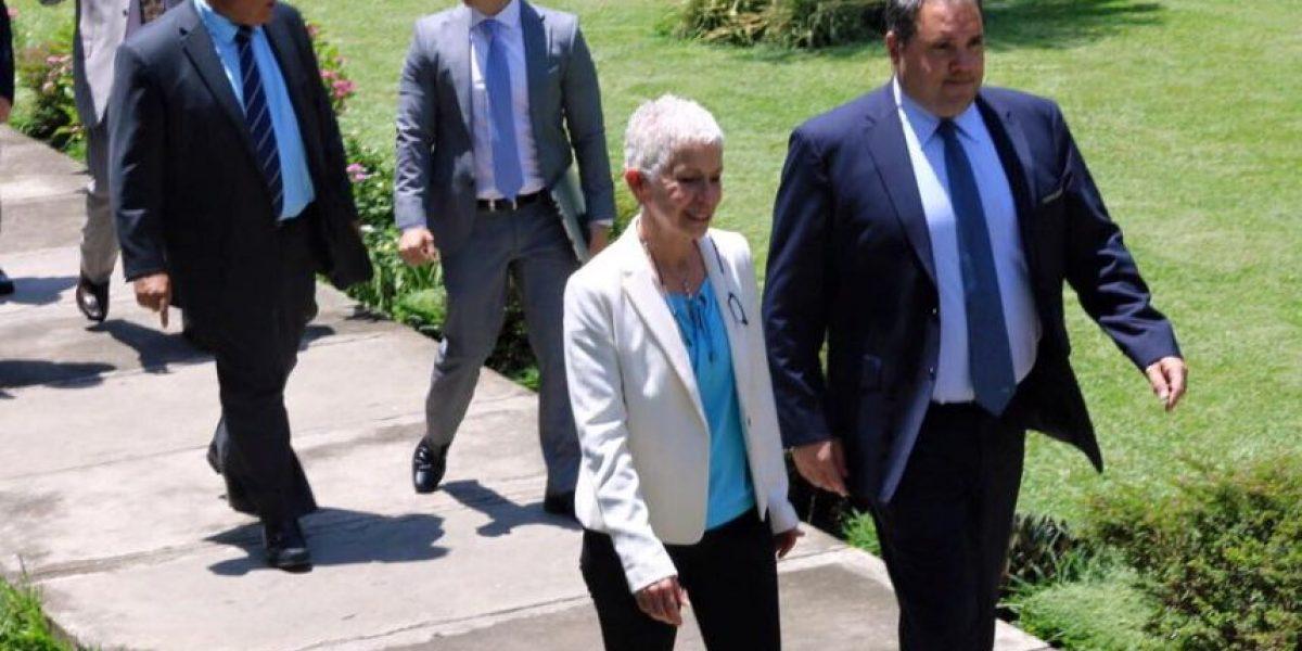 Presidente de Concacaf llega a Guatemala y le da el visto bueno a la Fedefut