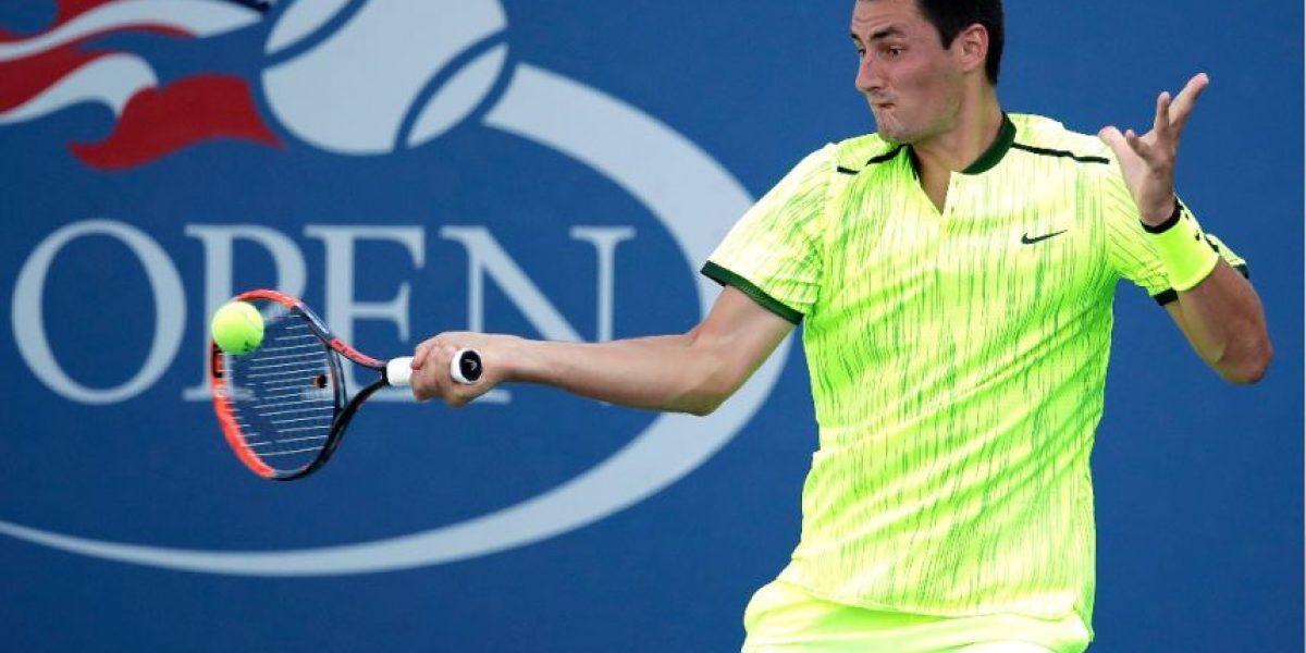 Tenista del US Open lanza insulto obsceno y deja perplejo a medio mundo
