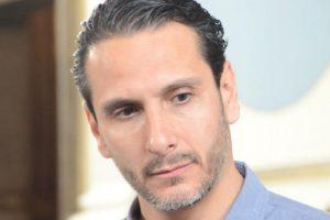Jean Paul Briere, diputado de Todos Foto:José Castro