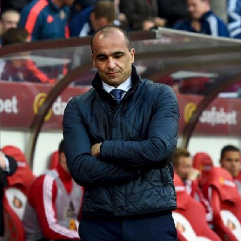 Roberto Martínez toma las riendas de Bélgica Foto:Getty Images