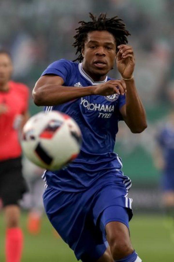 Loic Remy (13.2 millones de euros). No entró en planes para Conte en el Chelsea y fue cedido al Crystal Palace Foto:Getty Images