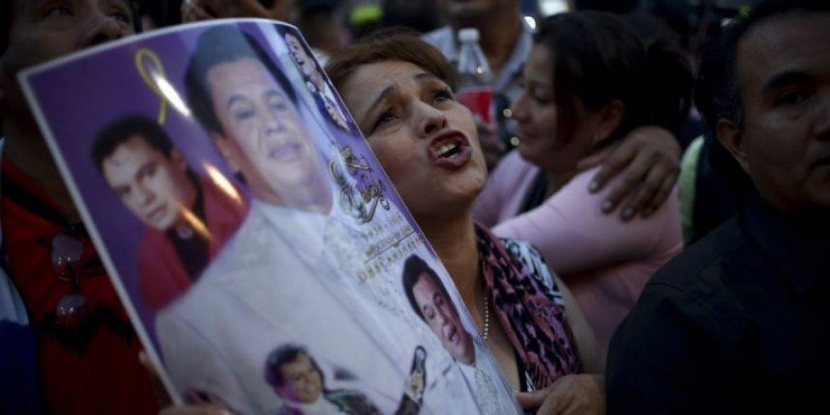 Familia de Juan Gabriel prepara homenajes en México para fin de semana