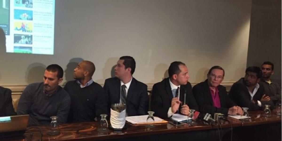 Revelan carta de exjugadores de Antigua al presidente de Concacaf