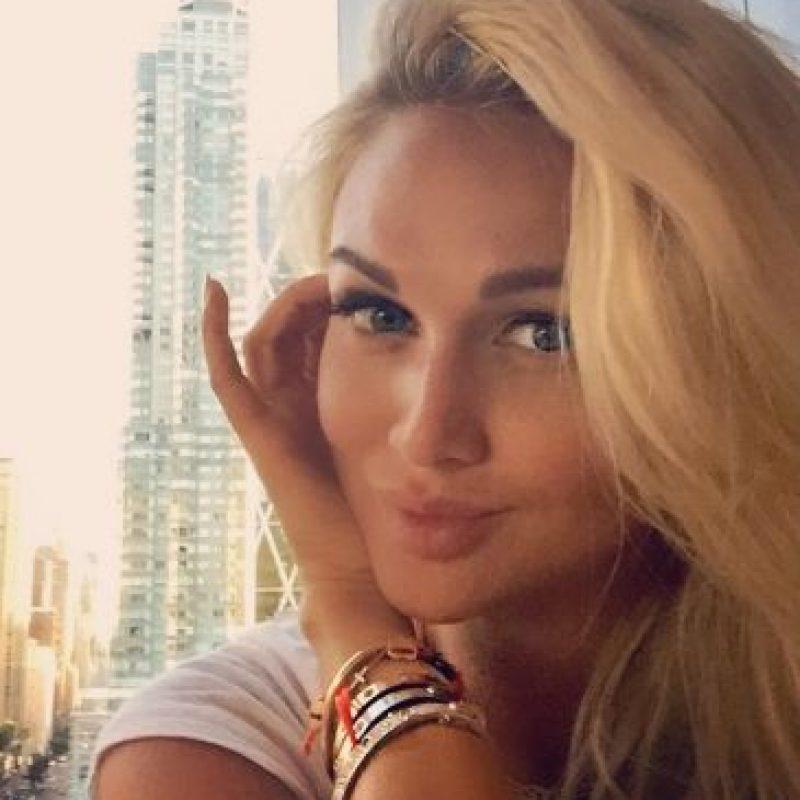Miren las mejores imágenes de las redes sociales de Victoria Lopyreva, la atractiva embajadora del Mundial de Rusia 2018 Foto:Instagram