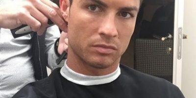 Cristiano Ronaldo estrena look y lo presume en Instagram