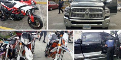 MP entrega a la Senabed 11 bienes vinculados a Juan Carlos Monzón