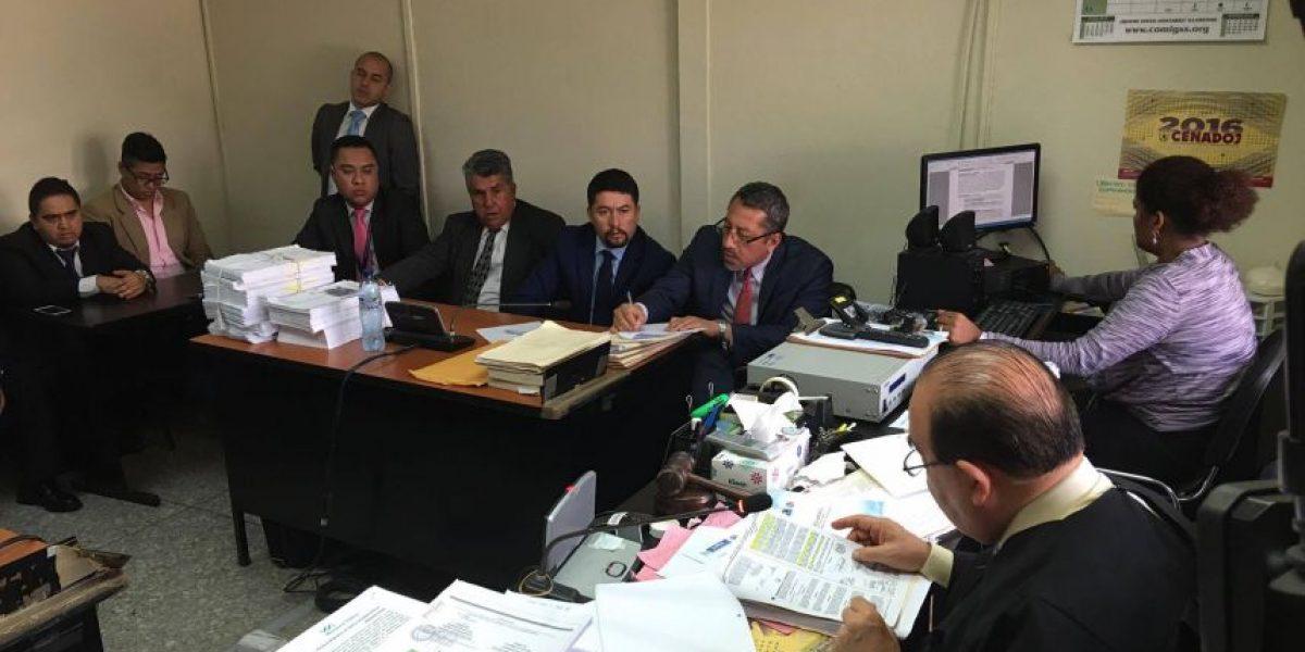 Juez beneficia con una fianza al alcalde Víctor Alvarizaes por su implicación con el alud en aldea El Cambray II