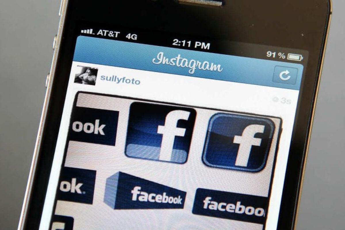 Instagram es propiedad de Facebook. Foto:Getty Images