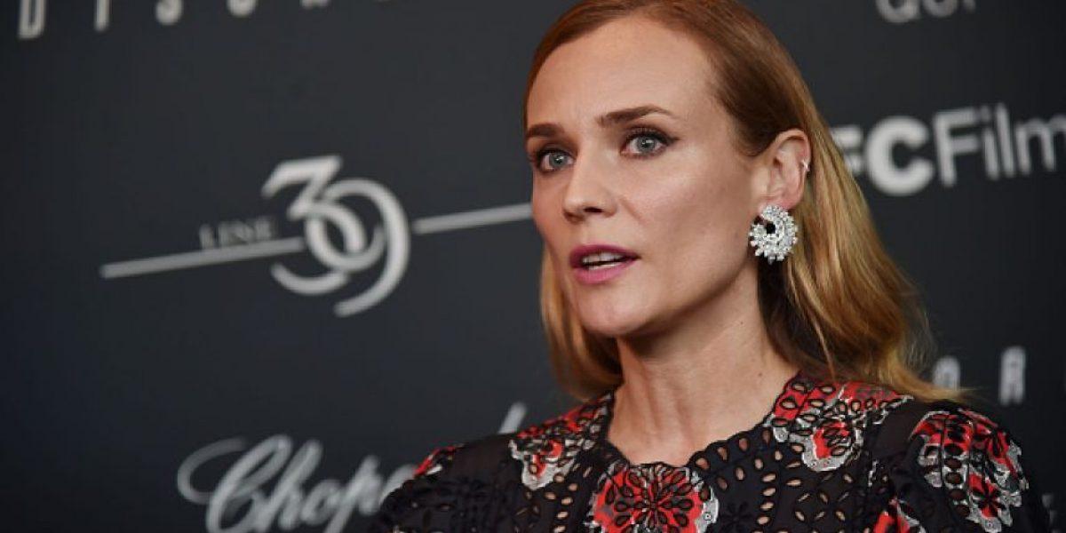 Diane Kruger conversa sobre la diferencia entre cineastas femeninas y masculinos