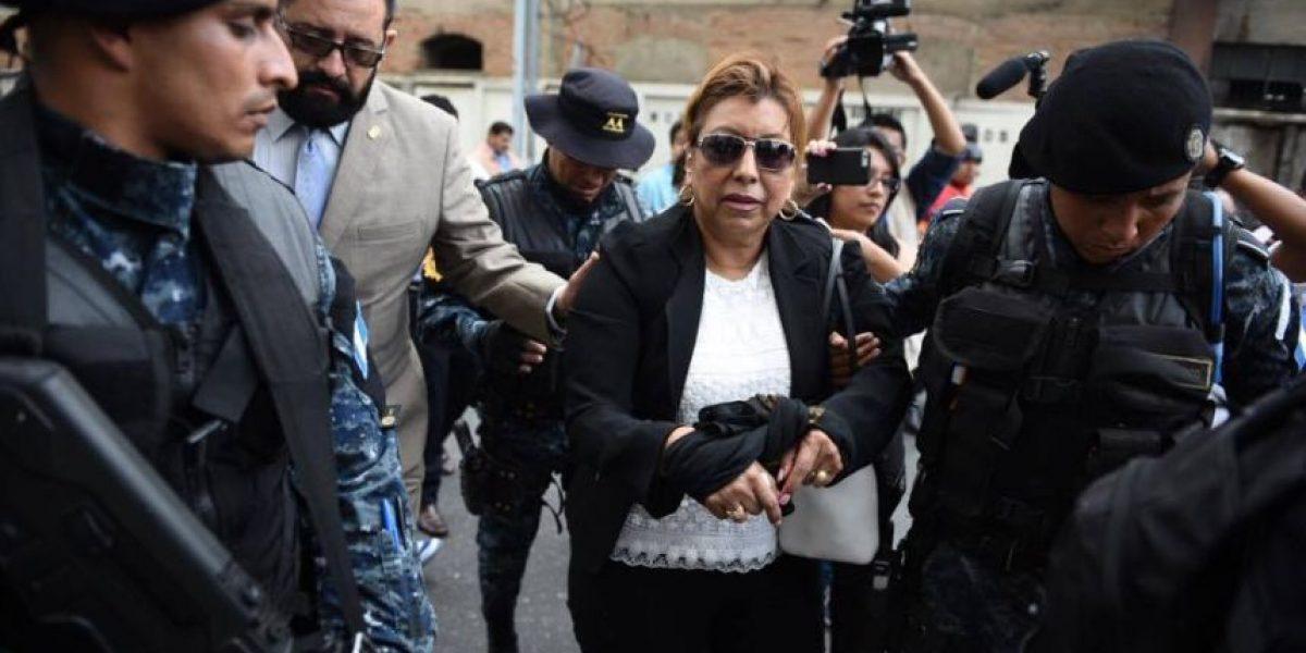 Anabella de León es capturada por caso de corrupción
