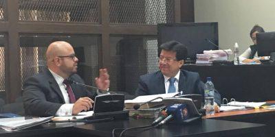 Se realiza audiencia de primera declaración contra magistrado Charchal por caso TCQ
