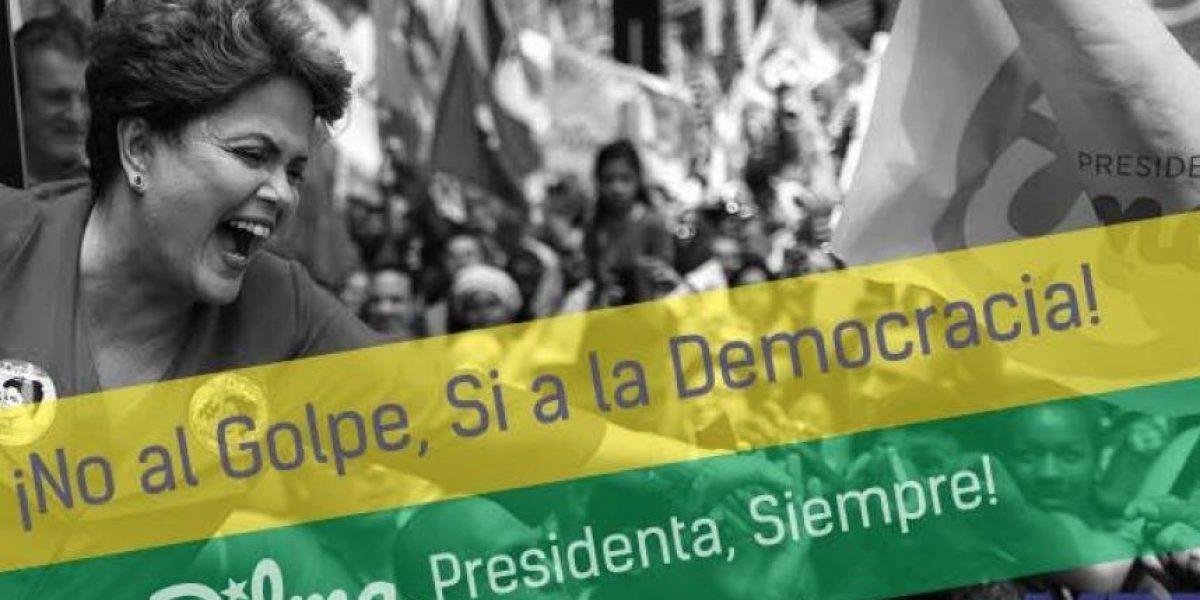 Bancada Winaq pide rechazar la destitución de Dilma Rousseff