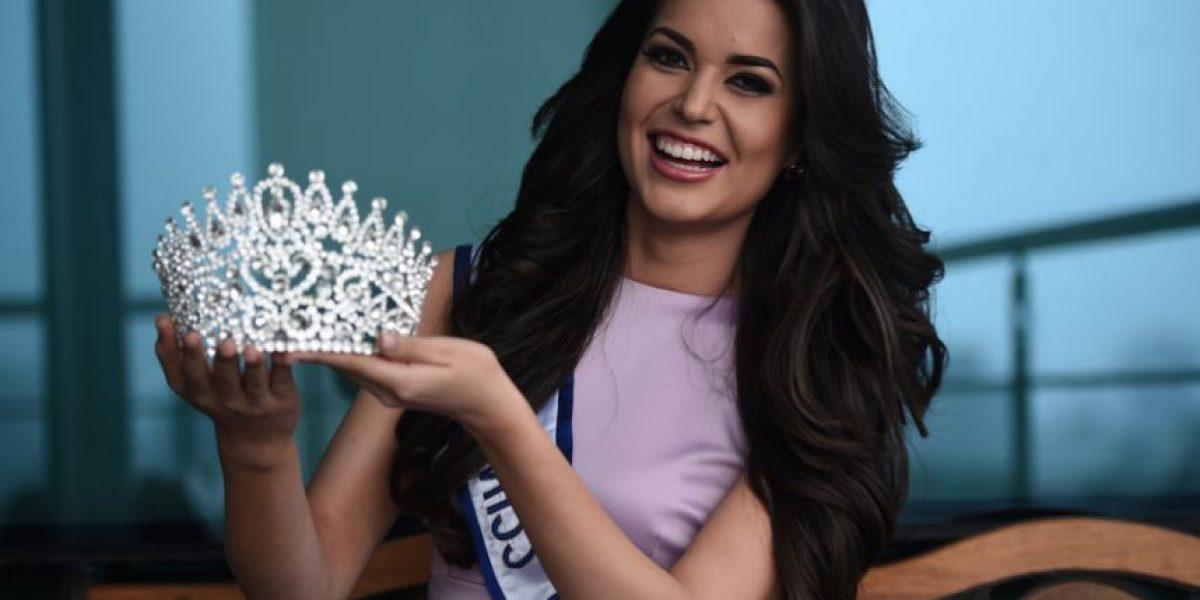 """Miss Guatemala Latina 2016: """"El cambio que podemos hacer en el país radica en la educación"""""""