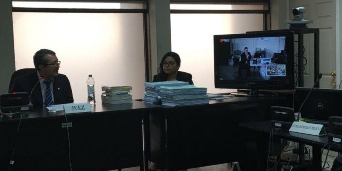 Falla la videoconferencia en la audiencia del caso