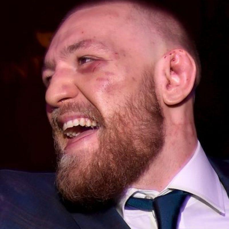Conor McGregror es una de las estrellas de la UFC Foto:Getty Images
