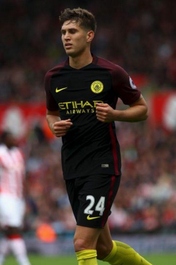 4. John Stones. Manchester City lo fichó por 55.6 millones de euros Foto:Getty Images