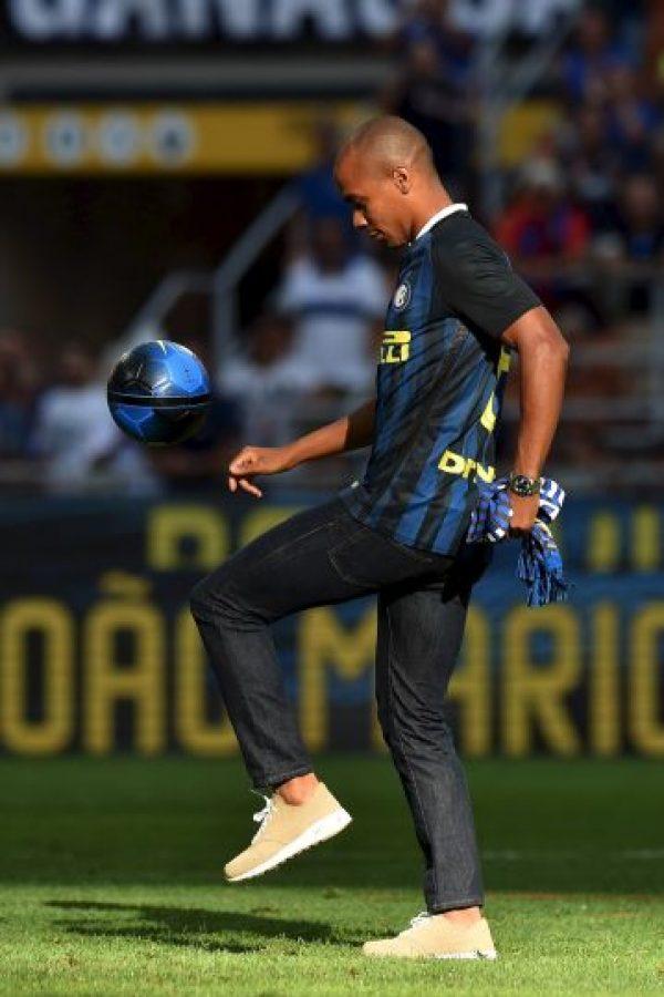 Joao Mario. El mediocampista portugués llegó a Inter de Milán, procedende del Sporting de Lisboa a cambio de 40 millones de euros