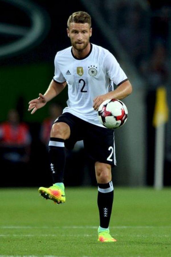 Shkodran Mustafi. El alemán llegó al Arsenal por 41 millones de euros Foto:Getty Images
