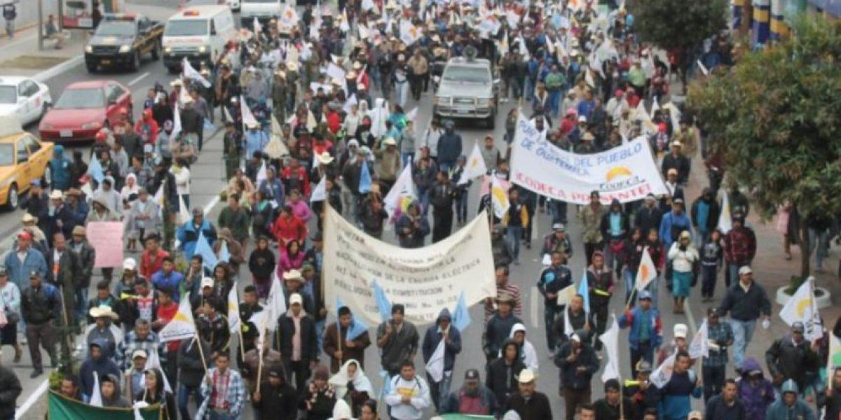 ASDECO anuncia manifestación para mañana hacia Procuraduría de los Derechos Humanos