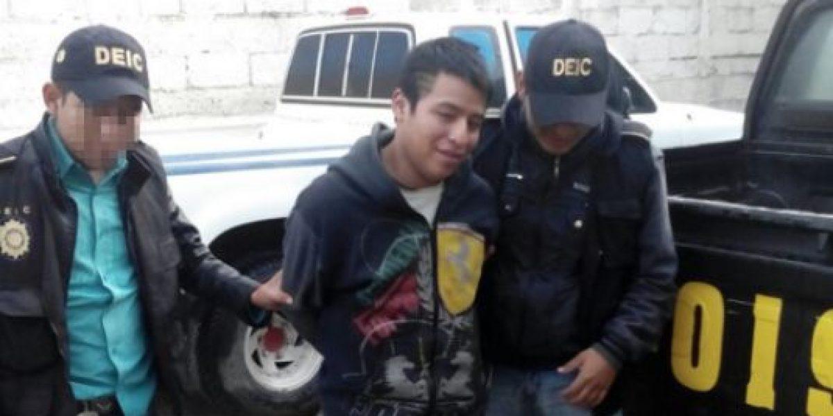 Lo capturan por violar y robar el celular a una adolescente