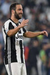 Gonzalo Higuaín. 90 millones de euros desembolsó la Juve a Nápoles por el argentino Foto:Getty Images